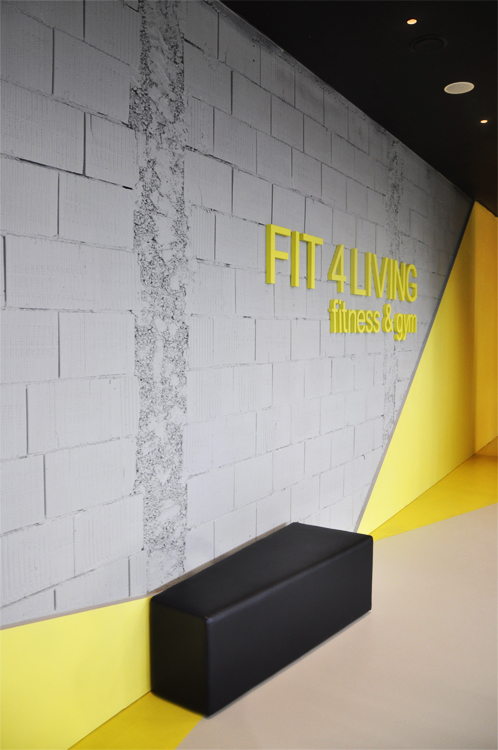 FITNESS FIT4living - WNĘTRZA